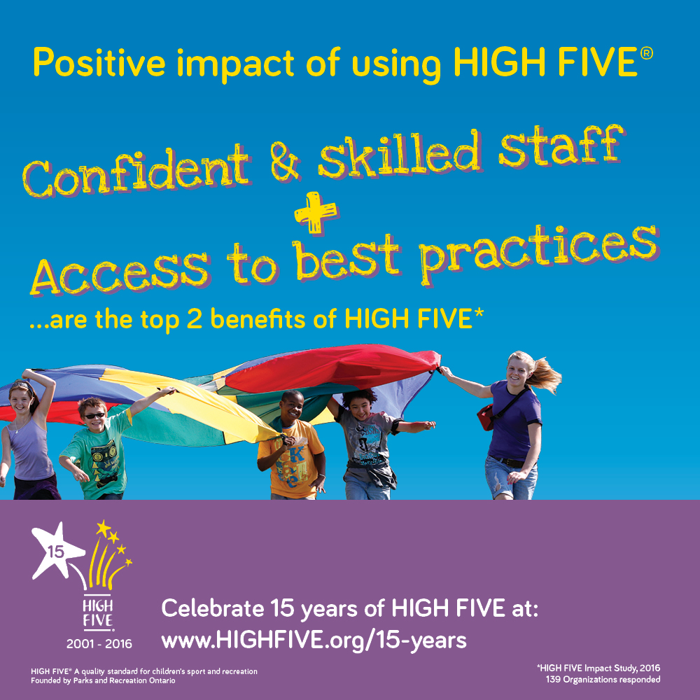 Confident/skilled staff and access to best practices are the top 2 benefits of using HIGH FIVE