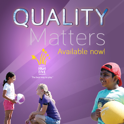 Quality Matters Report available now!
